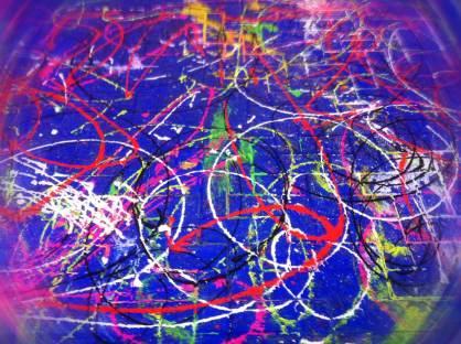 A 'Jackson Pollock' to you!